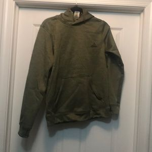 Women's Addidas Medium Sweatshirt in Olive